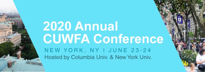2020 CUWFA Conference