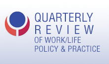 CUWFA's Quarterly Review of Work-Life Policy and Practice