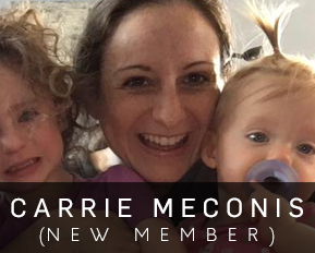 Carrie Meconis, New CUWFA Member